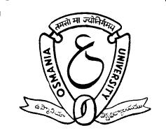 Osmania University Degree Supply Results 2017 – 2018