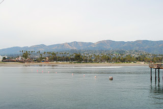 Beach in Santa Barbara