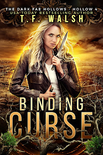 Binding Curse by T.F. Walsh