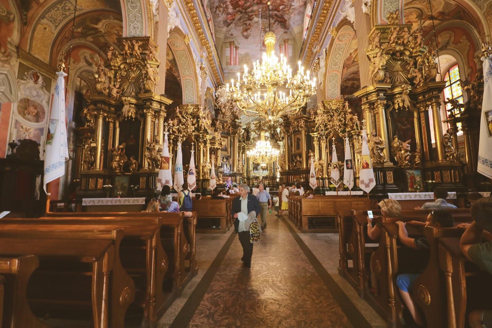 najpiękniejszy kościół we lwowie
