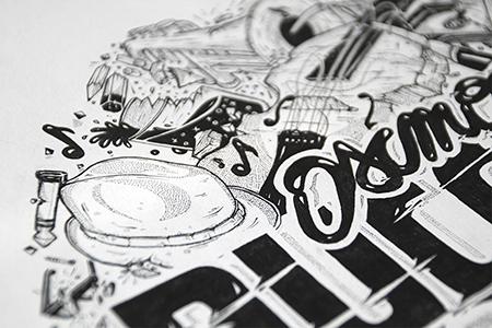 Los diseños e ilustraciones de Nairone
