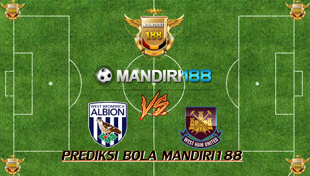 AGEN BOLA - Prediksi W.B.A vs West Ham United 16 September 2017
