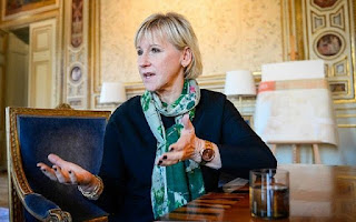 Sweden cancels visit of Foreign Minister to Ankara in protest against Turkish aggression