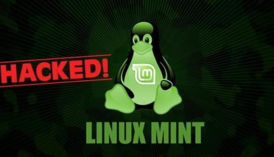 Web Official Linux Mint Diretas Pada Tanggal 20 Februari 2016