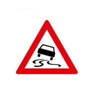Опасность скольжения во влажных или грязных условиях