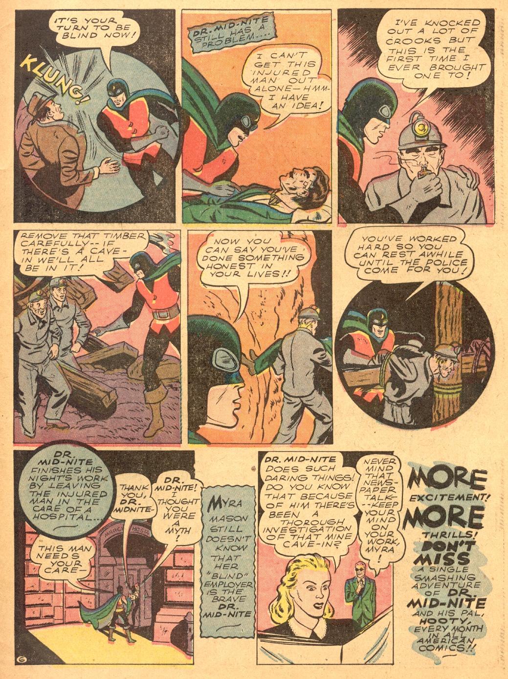 Read online All-American Comics (1939) comic -  Issue #30 - 64