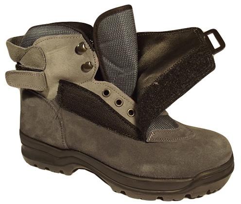 mejores zapatillas de deporte 53d0d fe207 Bota montaña con velcro Notton Calzados Lucía. Sombrerería.