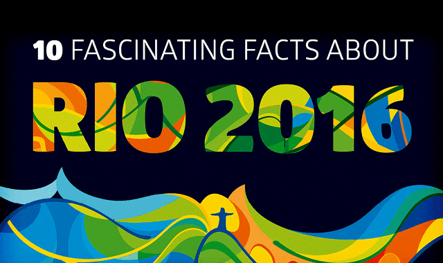 10 Fascinating Facts About Rio 2016