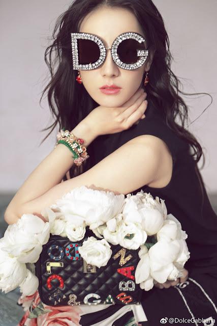 Dolce Gabbana Chinese brand ambassadors Dilraba Dilmurat