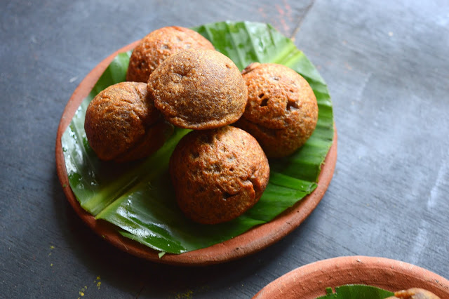 Thinnai Sweet Paniyaram | Foxtail Millet Appam