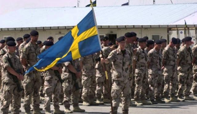 H Σουηδία προετοιμάζεται για περίπτωση πολέμου