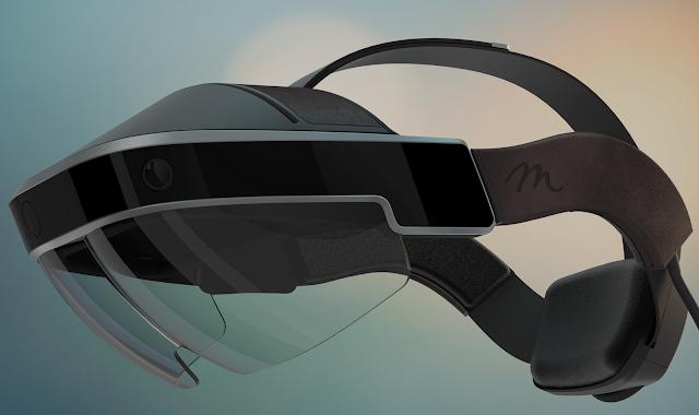Meta 2 Headset