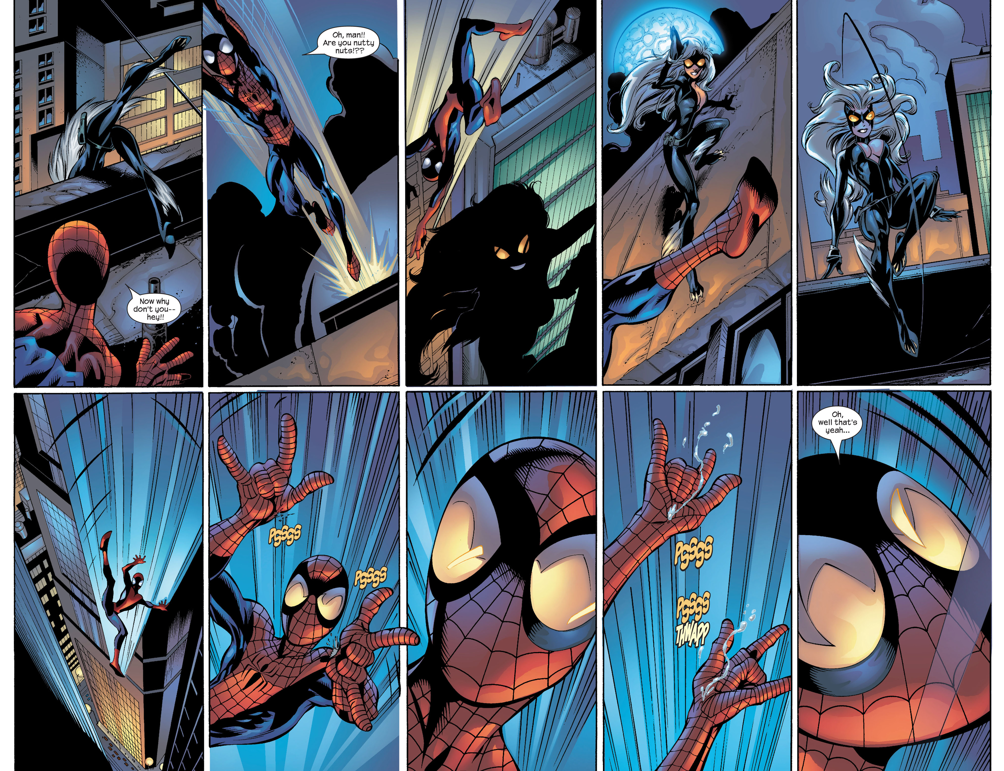 Read online Ultimate Spider-Man (2000) comic -  Issue #50 - 18