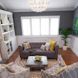 Living Room Decorating Ideas.The home decor and designs with style