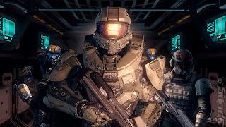 Halo 4 (X-BOX360) 2012 DUBLADO PT-BR