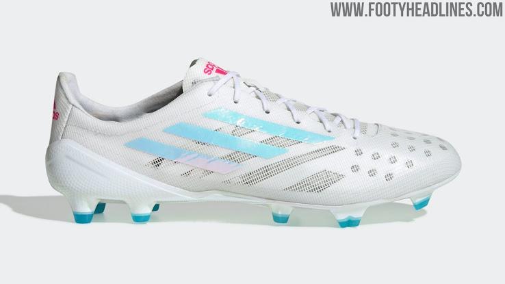 Adidas Glitch Boots Size 8.5Uk