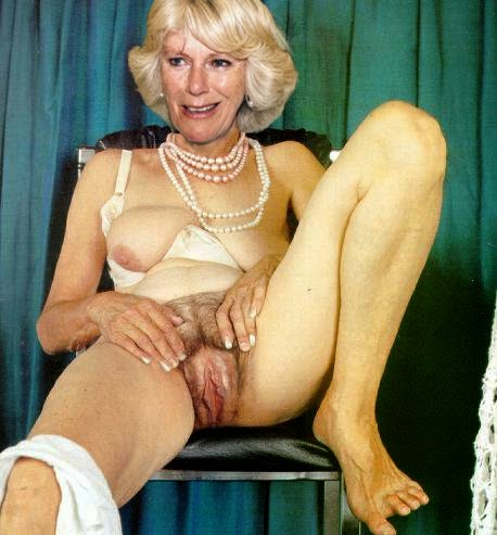 Does camilla parker bowles nackt charming