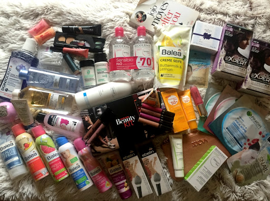 Make-up & skin care - Haul ~ Deea D.