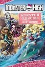 Monster High Monster Rescue: Go Get Lagoona! Book Item