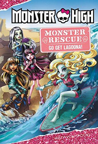 MH Monster Rescue: Go Get Lagoona! Media