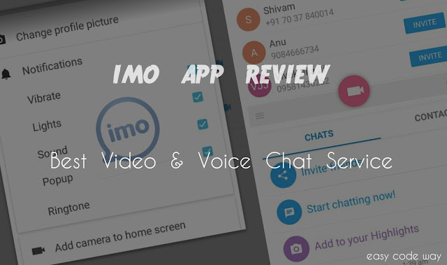 IMO App Review