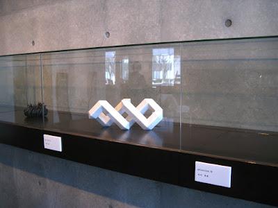 久保極 大理石の彫刻 キャラバン