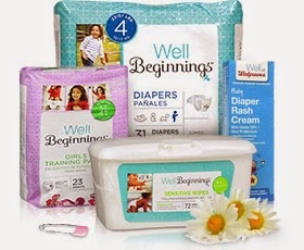 Walgreens Diapers $3.64...