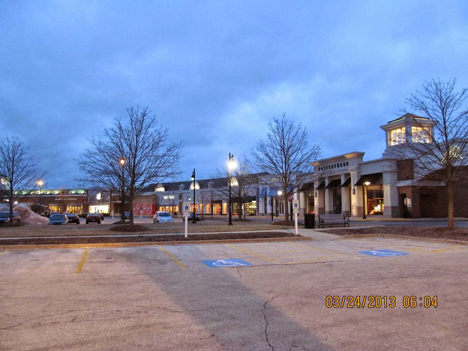 Deer Park Mall Restaurants Il