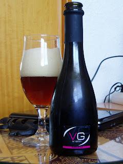 Cerveza Quercus Ale 33 cl.