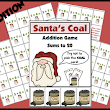 Santa's Coal-Free Math Games