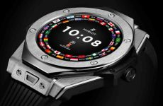Los árbitros de la Copa del Mundo de Rusia 2018 utilizarán el nuevo reloj inteligente Wear OS de Hublot
