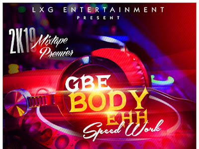 DOWNLOAD MIXTAPE: DJ Hot Davido - Gbe Body Ehh (Speed Work)