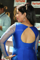Tejaswini in Blue Gown at IIFA Utsavam Awards 2017  Day 2  HD Exclusive Pics 05.JPG