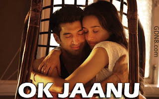 Ok Jaanu Hindi Movie - Aditya Roy Kapur & Shraddha Kapoor