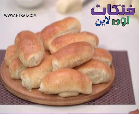 طريقة عمل خبز الحليب والزبدة رائع جدا للاطفال