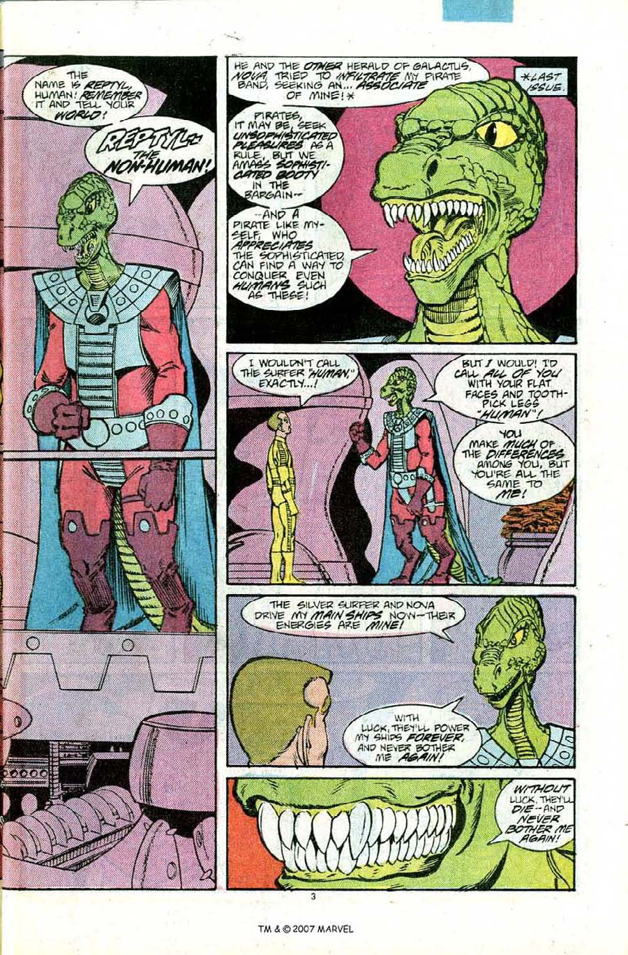 Read online Silver Surfer (1987) comic -  Issue #12 - 5