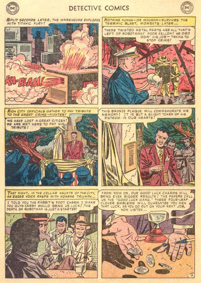 Read online Detective Comics (1937) comic -  Issue #191 - 26