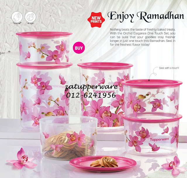Tupperware Leaflet 1st - 31st May 2017