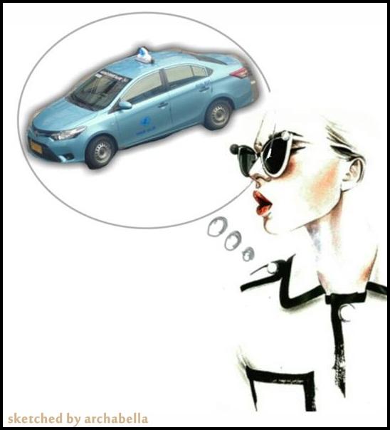 Aplikasi My Blue Bird Memudahkan Pemesanan Taxi Archa Bella S Adventure