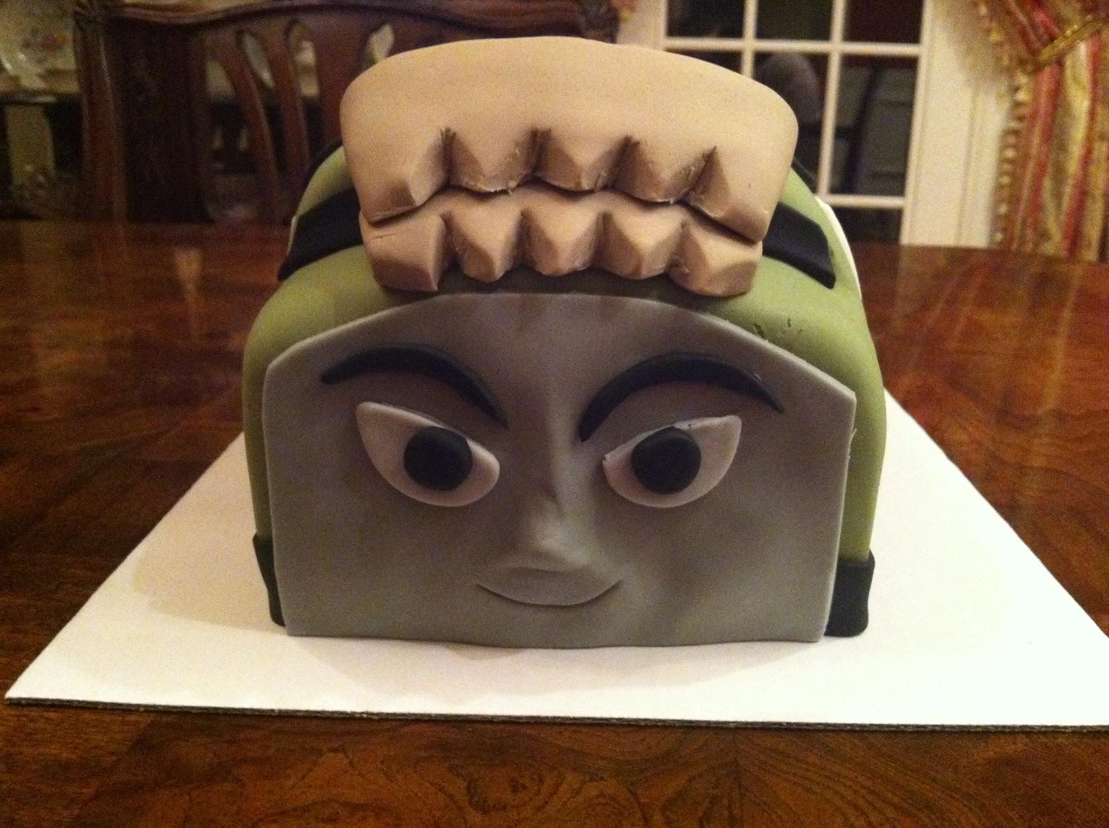 52 Weeks Of Sweets Diesel 10 Cake