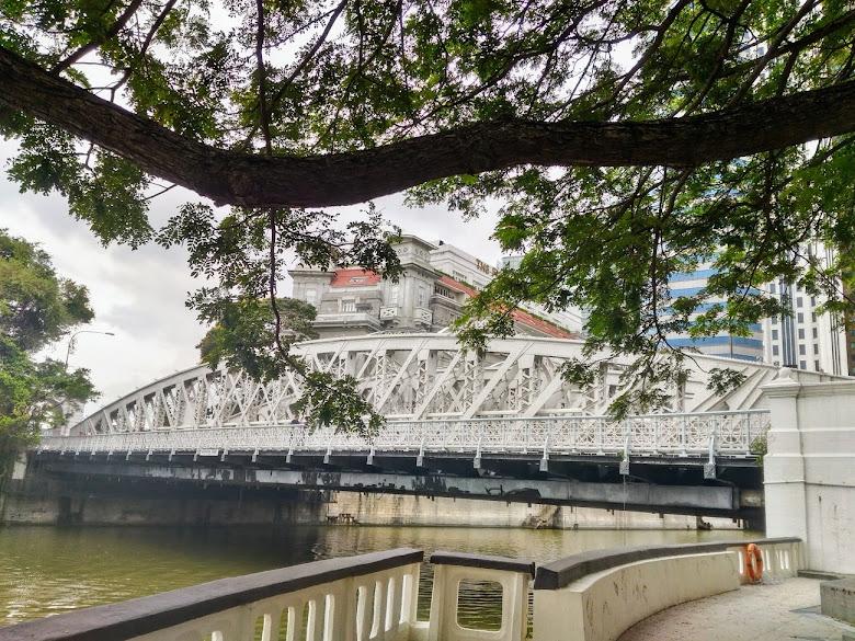 歷史古蹟安德遜橋,於1910年開通
