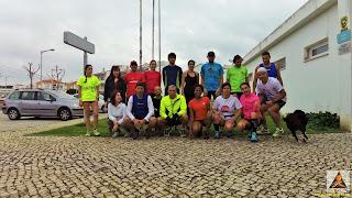 Grupo de Corrida Nazaré 06/02/2016