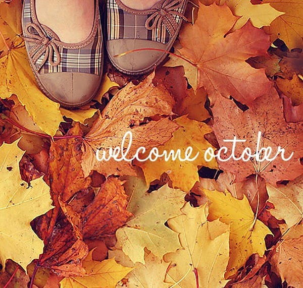 Welcome October leaves @hearthandmaduk