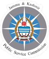 Jammu and Kashmir Public Service Commission JKPSC Executive Engineer (Accounts) Departmental Examination-2019