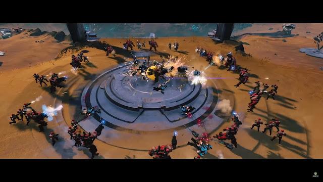 E3 2016: Microsoft Press Conference Roundup halo wars 2