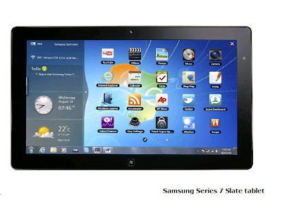 Samsung Series 7 Slate 700T1A-A01 tablet
