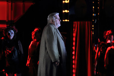 Verdi: La Traviata - Alan Opie - English National Opera (Photo Catherine Ashmore)