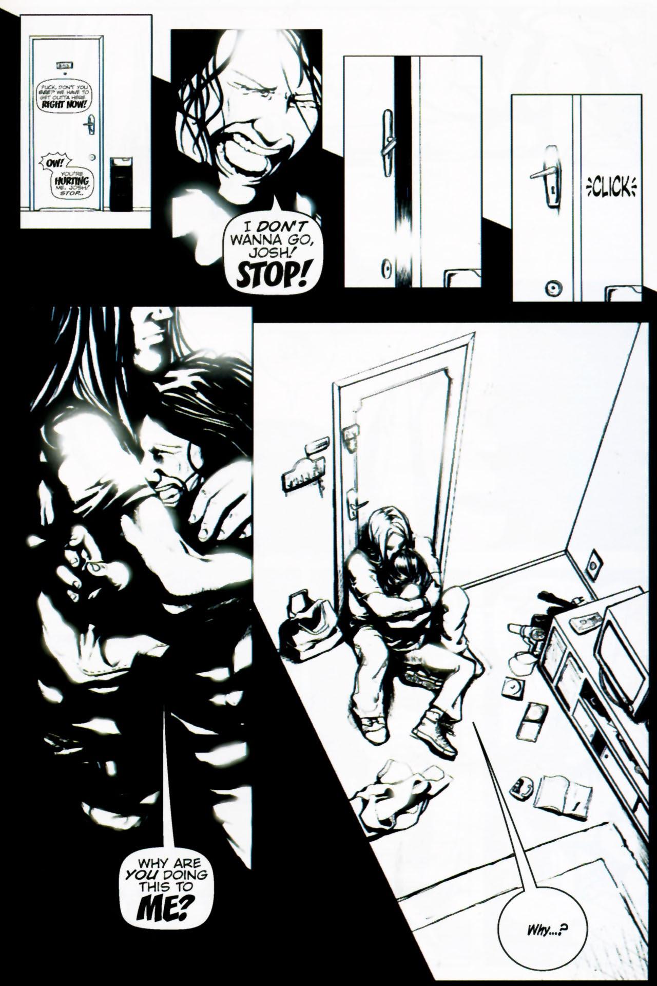 In Her Darkest Hour Full Page 22