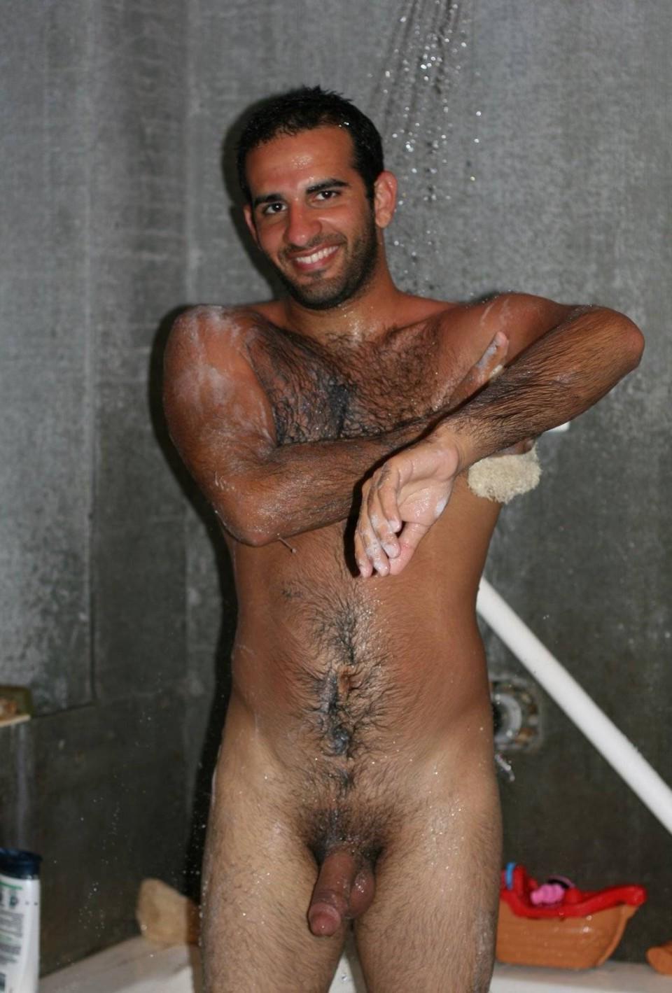 Мужчины голые арабские