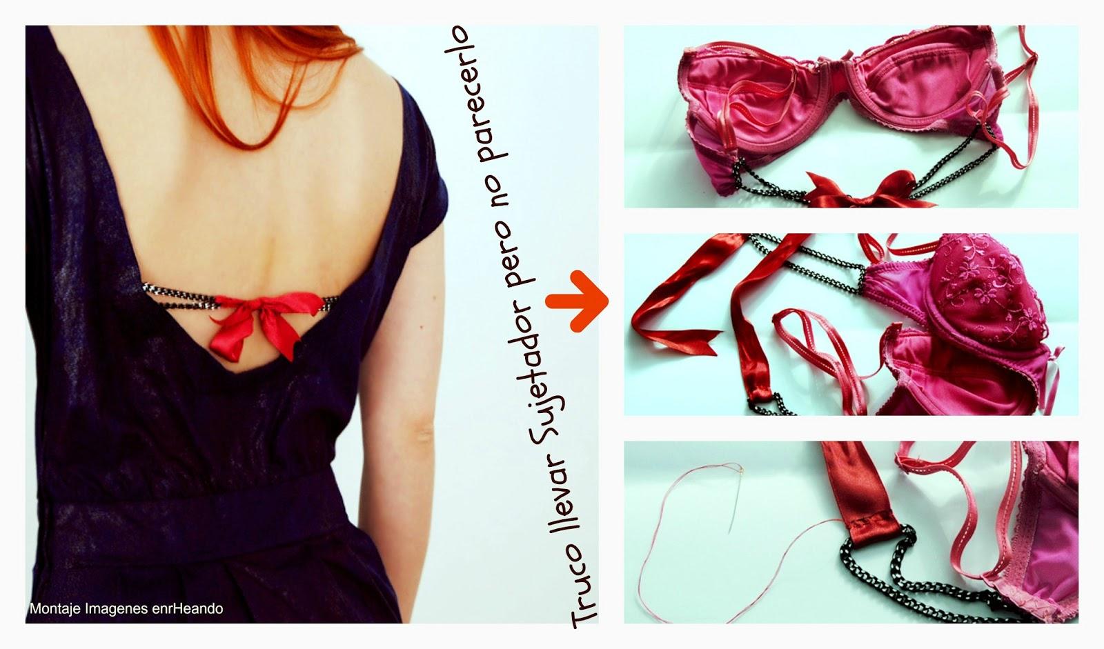 sujetador, sostén, diys, bricomoda, reciclar, customizar, costura